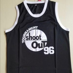 Above the Rim and Love & Basketball Movie Jerseys